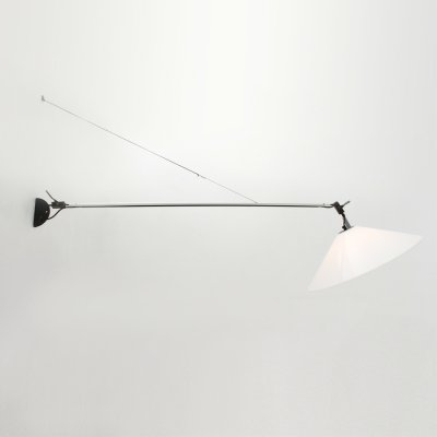 Midcentury 'Aggregato' wall lamp by Enzo Mari for Artemide, 1970s