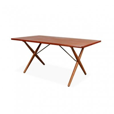 Dining Table by Hans J. Wegner for Andreas Tuck, Denmark 1950s