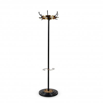 Jacques Adnet Coat Rack, France 1950