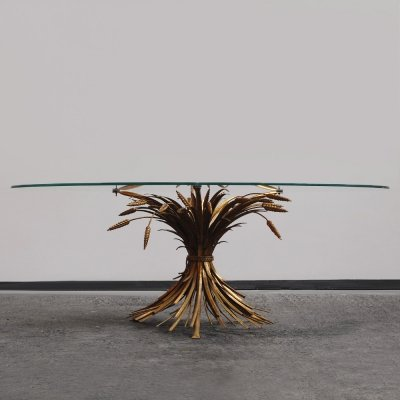 Large coffee table by Hans Kögl, Germany 1960s