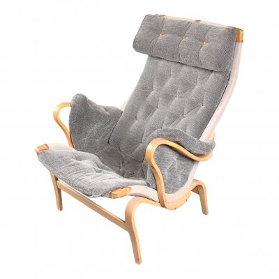 Pernilla lounge chair by Bruno Mathsson for Dux, 1970s