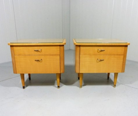 Vintage Night Tables, 1950's