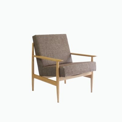 Polish designer armchair from the 60s