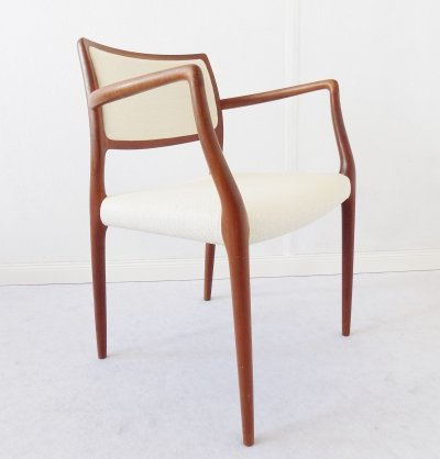 Model 65 armchair by Niels O. Møller, 1960s