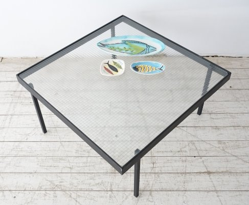 Coffee table by Janni van Pelt for My Home Bas van Pelt, 1960s