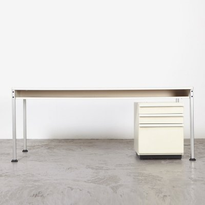 Dieter Rams Desk RZ-57 for Vitsoe, 1957