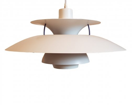 2x PH5 Pendant by Poul Henningsen for Louis Poulsen, 1960s