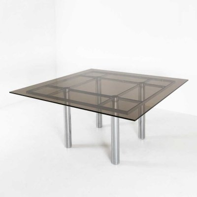 Andre dining table by Tobia Scarpa for Gavina, 1980s