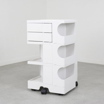 Boby storage trolley by Joe Colombo for B Line Italy, 1990s