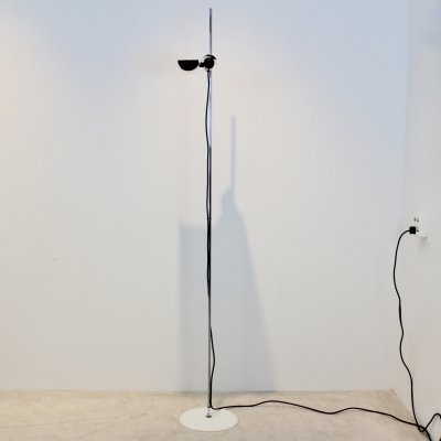 DIM 333 Floor Lamp by Vico Magistretti for Oluce, Italy 1970s