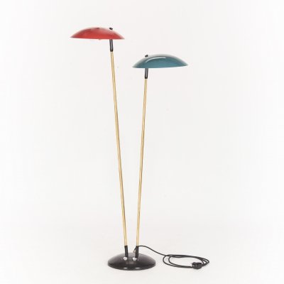 Mid-Century Floor Lamp from Drukov, 1960s