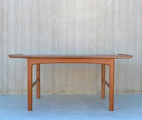 Teak coffee table by Folke Ohlsson for Bra Bohag, Sweden