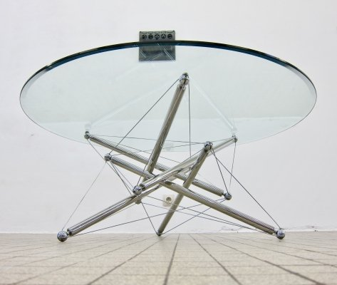 Cassina 713 coffee table by Theodore Wadell, 1973