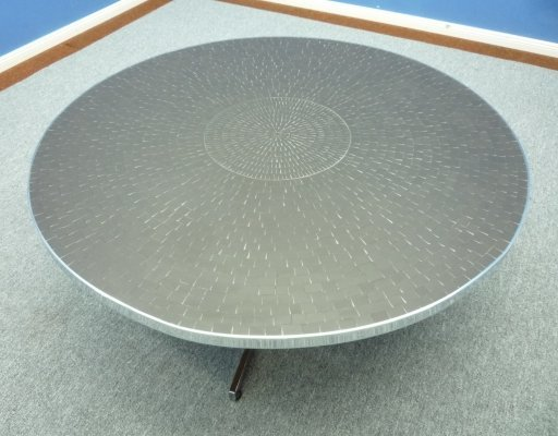 Mosaic Coffee Table by Heinz Lilienthal, 1970s