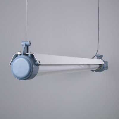 Vintage industrial LED by Victor, 1960s