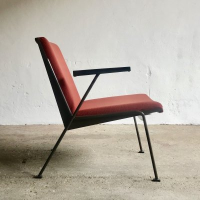 Oase Chair by Wim Rietveld for Ahrend de Cirkel, 1950's
