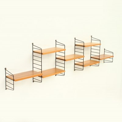 Small Shelf by Kajsa & Nisse Strinning for String Design AB