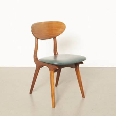 Dining room chair by Louis van Teeffelen for Webe