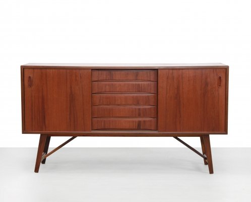 Teak Danish design sideboard, 1960s