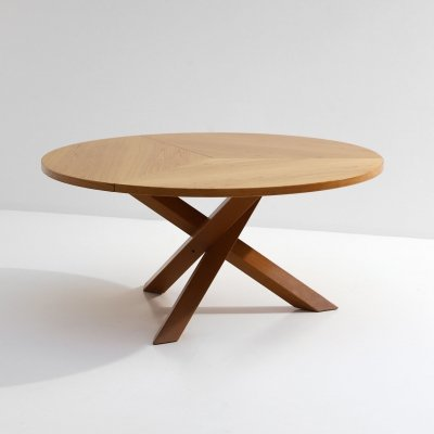 Martin Visser dining table for Spectrum, 1960s