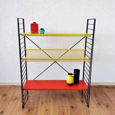 Standing Metal Rack by Adriaan Dekker for Tomado, 1950's