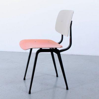 Double colored Revolt chair by Friso Kramer, 1950s
