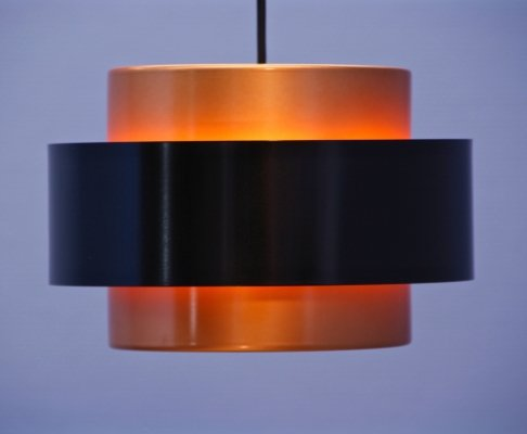 Danish pendant 'Juno' by Jo Hammerborg for Fog & Mørup, 1970s