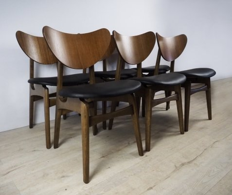 Set of 6 Mid-century 'Librenza' Dining Chairs from G-Plan, 1960s