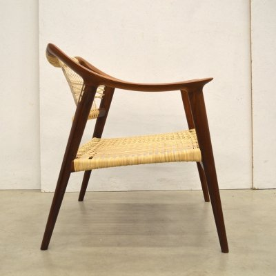 Early Bambi Chair by Rolf Rastad & Adolf Relling for Gustav Bahus, 1950s