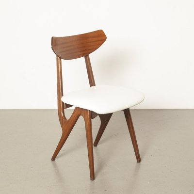 Dining room chair by Louis van Teeffelen for AWA / Webe