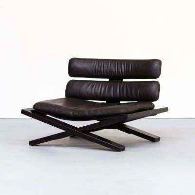 70s lounge chair 'Buddha' designed by Sonja Wasseur