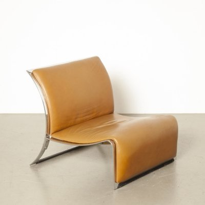 Lounge Chair by Vittorio Introini for Saporiti
