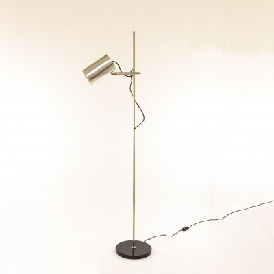 Floor lamp with one spot by Indoor lighting design, 1970s