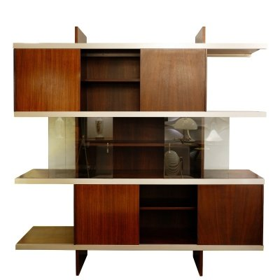 Mobili Contemporanei Bookcase by Angelo Mangiarotti, Italy 1970s