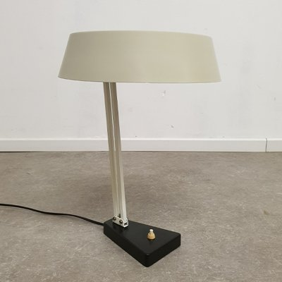 No. 135 Desk Lamp by H. Th. J. A. Busquet for Hala, 1950s