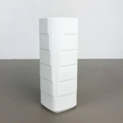 Original Porcelain Op Art Vase by Christa Galtz for Rosenthal Germany, 1970s