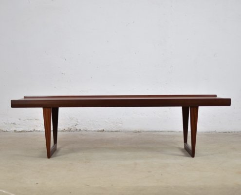 Teak coffee table by Peter Løvig Nielsen for Løvig, Denmark 1965