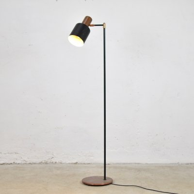 'Studio' floor lamp by Jo Hammerborg for Fog & Mørup, Denmark 1960's