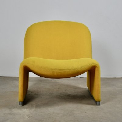 Armchair Alky by Giancarlo Piretti for Anonima Castelli, 1970s