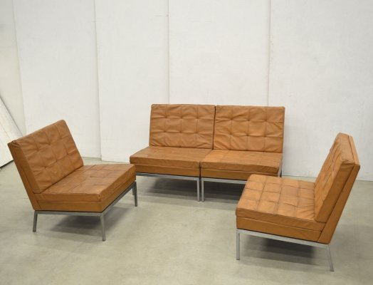 Model 65 seating group by Florence Knoll for Knoll, 1960s