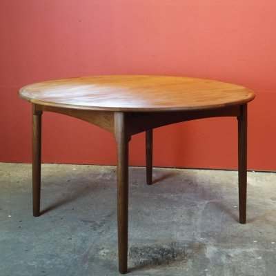 Extending dining table by Møbelintarsia, 1950s