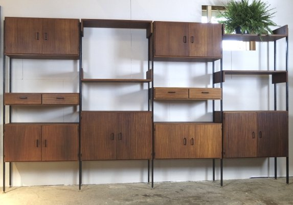 Simpla Lux wall unit, 1950s