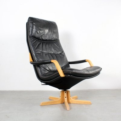 C90 lounge chair by Berg Furniture, 1980s