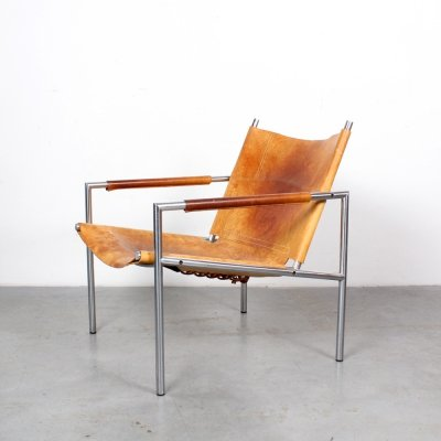 SZ02 arm chair by Martin Visser for Spectrum, 1960s