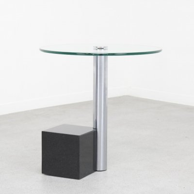 HK-2 side table by Hank Kwint for Metaform, 1980s