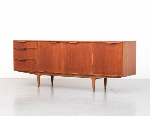Mid-Century Teak Sideboard Dunvegan by A. H. Mcintosh Scotland, 1960s
