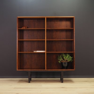 Rosewood Hundevad bookcase, 1970s