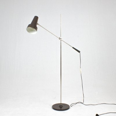 Model 329 floor lamp by Willem Hagoort for Hagoort Lighting, 1960s