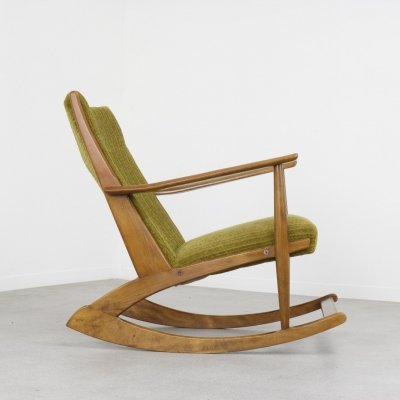 Model 97 rocking chair by Holger Georg Jensen for Kubus, 1950s