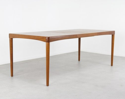 Dining table by Henry W. Klein for Bramin, 1970s